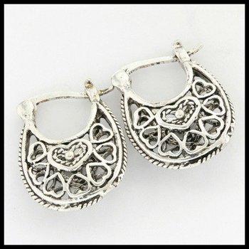 Designer 3.4 Grams Hoop Earrings