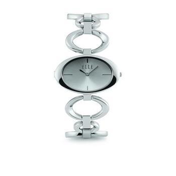 ELLE TIME Women's EL20006B02C Stainless Steel Bracelet Watch