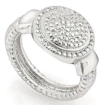 Fine Jewelry Brass with 3x 14k Gold Overlay Ring sz 7