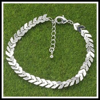 Fine Jewelry Brass with 3x Gold Overlay Tennis Bracelet