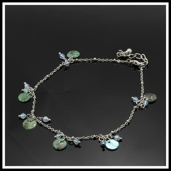 Fresh Water Pearl Ankle Bracelet