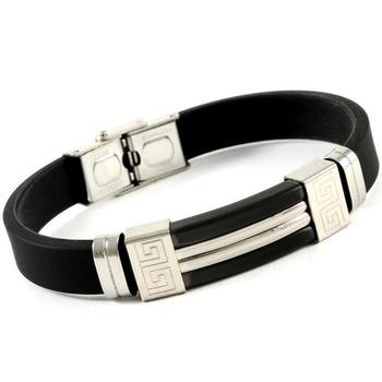 Men's Two-Tone  Bracelet