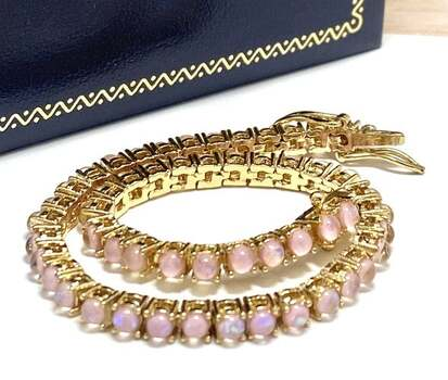 NO RESERVE 4.25ct Opal Bracelet