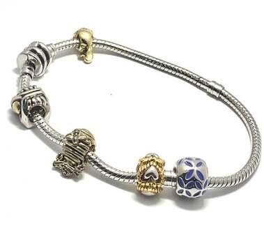 NO RESERVE Charm Bracelet