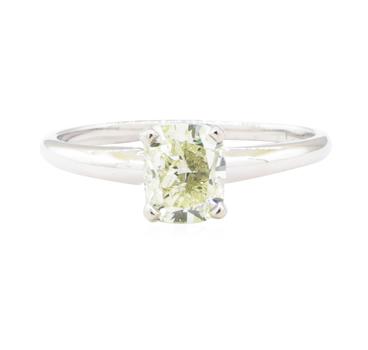14K White Gold 1.60 Grams Diamond Ring