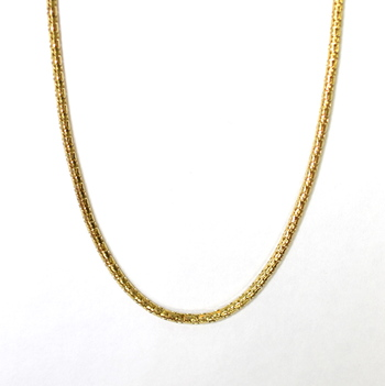 14K Yellow Gold 4.70 Grams Link Chain Necklace