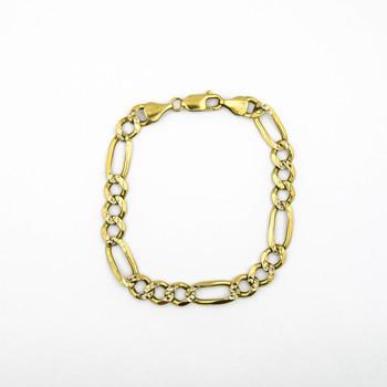14K Yellow Gold 18.67 Grams Chain Bracelet