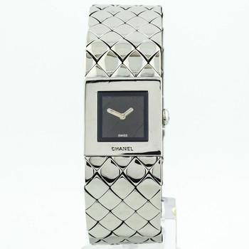 Chanel Lady Acier Etanche Stainless Steel Watch