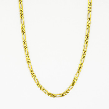 14K Yellow Gold 10.50 Grams Link Chain Necklace 26 Inches