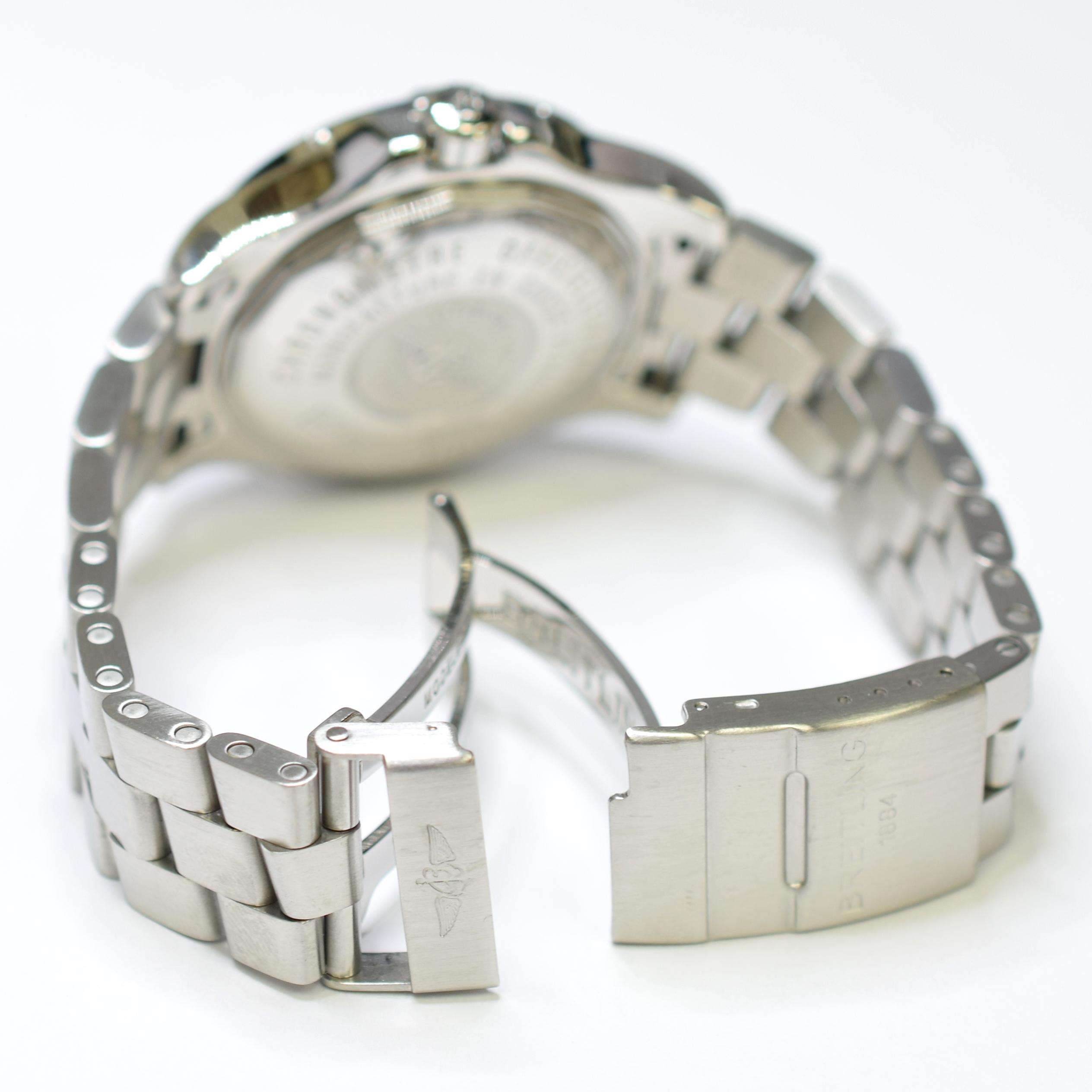 Breitling Colt Chronometer 41mm Stainless Steel Quartz Watch A