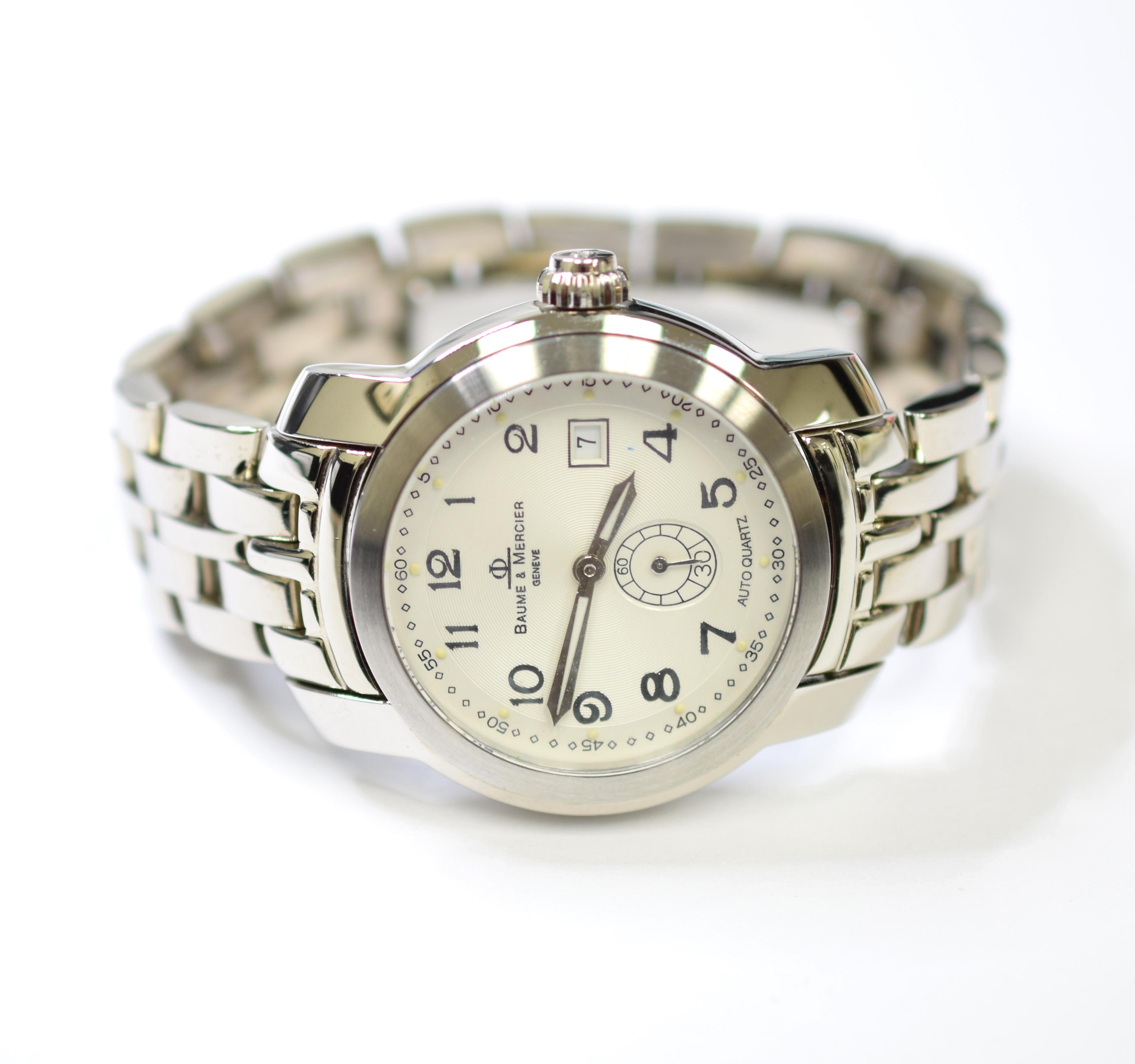 Baume & Mercier Capeland Automatic Watch MV