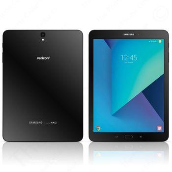 "Samsung Galaxy Tab S3 9.7"" 32GB Wi-Fi 4G LTE SM-T827V Verizon"