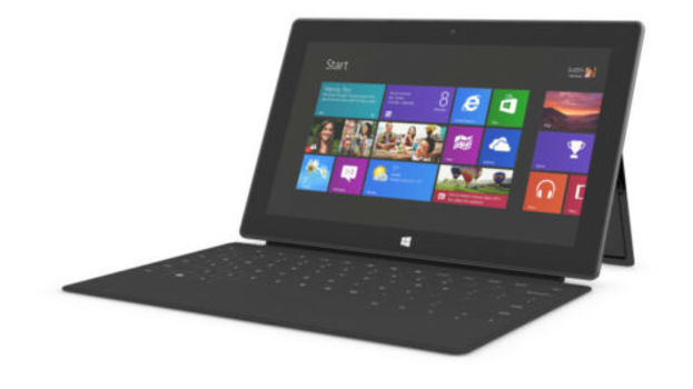 Microsoft Surface 1516 Windows RT 64GB Tablet with Keyboard