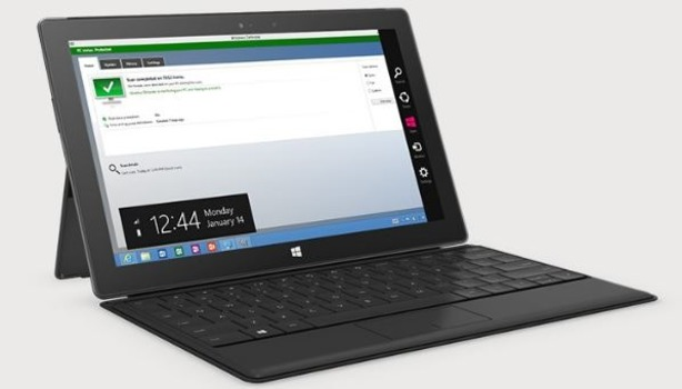 Microsoft Surface Pro 1514 64GB Windows 8 Tablet with Keyboard