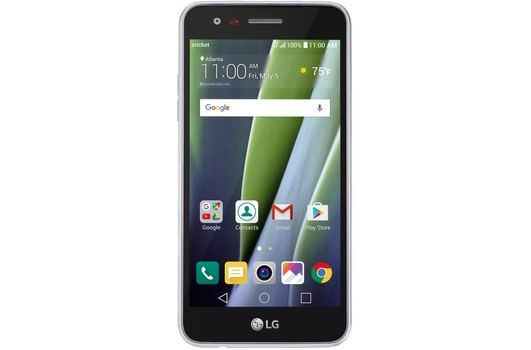 """Cricket LG Risio 2 4G LTE 5"""" Android Smartphone"""