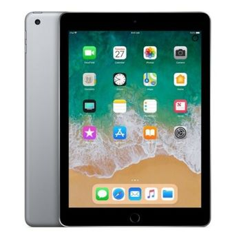 Apple iPad 6th Generation A1893 32GB Wi-Fi Tablet - For Parts