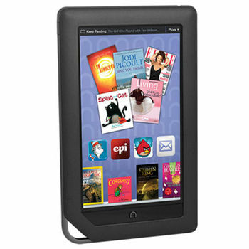 "Barnes & Noble Nook Color 8GB Wi-Fi 7.0"" eBook Reader Tablet w/ Cyanogenmod"