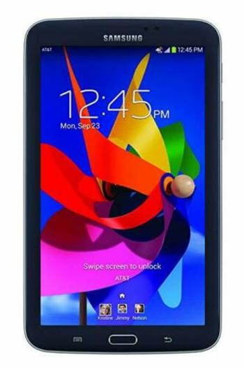 New Samsung Galaxy Tab 3 SM-T217S 16GB WiFi + 4G Tablet
