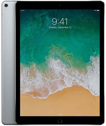 """Apple iPad Pro 12.9"""" A1584 32GB Tablet with Screen Protector 3-Pack"""