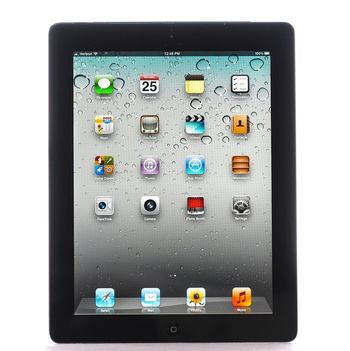 Apple iPad 2nd Generation A1395 16GB Wi-Fi Tablet - LCD