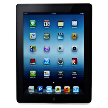 Apple iPad 4th Generation A1458 32GB Wi-Fi Tablet with Retina Display