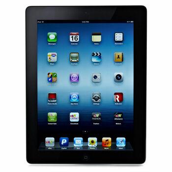 Apple iPad 4th Generation A1458 16GB Wi-Fi Tablet with Retina Display