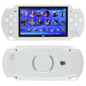 Brand New 4.3'' Retro Handheld Game Console Built-in 10000 Games 8GB