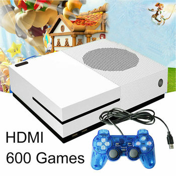Brand New 64-Bit X Games 4GB HDMI Gaming Console - 600 Built in Games