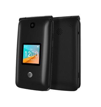 Brand New GSM Unlocked Alcatel Cingular Flip 2 4044O 4G LTE 4GB Flip Phone