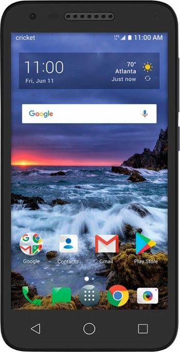 "Brand New GSM Unlocked Cricket Alcatel Verso 5044C 4G LTE 16GB 5.0"" Android Smartphone"