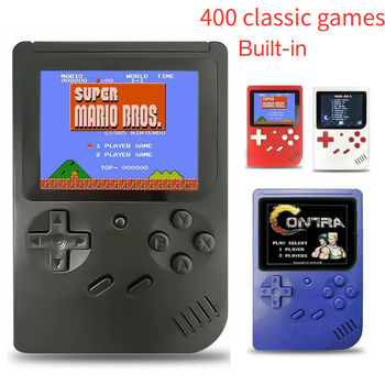 Brand New Handheld Game Console - 400 Games