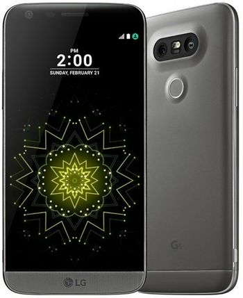 "GSM Unlocked LG G5 5.3"" Android 4G LTE Smartphone"