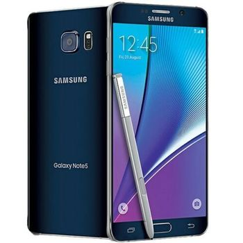 GSM Unlocked Samsung Galaxy Note 5 Android 32GB Smartphone - For Parts