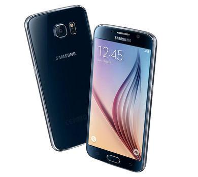 "GSM Unlocked Samsung Galaxy S6 Android 32GB 5.1"" Smartphone - Black"