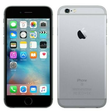 GSM Unlocked + Verizon Apple iPhone 6s 32GB Smartphone