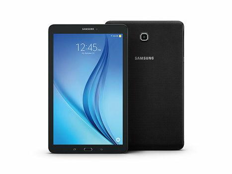 "Sprint Samsung Galaxy Tab E 16GB SM-T377P 4G LTE 8.0"" Tablet"