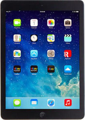 Apple iPad Air 1st Gen A1474 16GB Wi-Fi Tablet - Space Gray