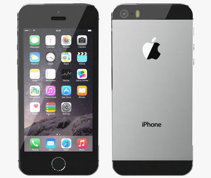 Unlocked Apple iPhone 5s A1533 16GB Smartphone