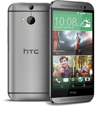 """Unlocked HTC One M8 5.0""""Android 32GB Smartphone"""