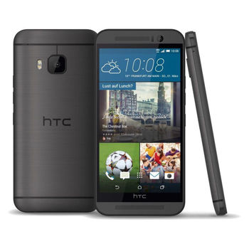 """Unlocked HTC One M9 32GB 5.0"""" Android Smartphone"""