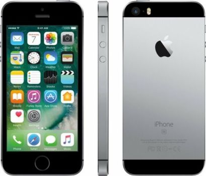 Verizon + GSM Unlocked Apple iPhone SE 4G LTE 16GB Smartphone