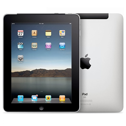 An image relevant to this listing. Apple iPad 1st Generation A1219 16GB  Tablet