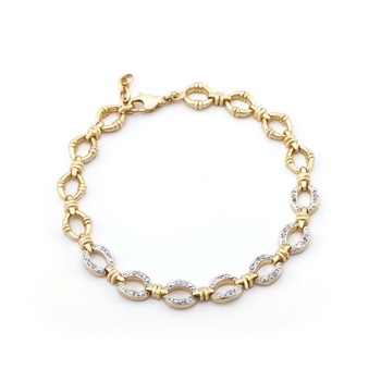 0.62 CT Diamond Designer Bracelet List Price $1,180