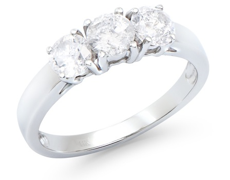 1.25 Cts Certified Diamond 14K Designer Ring $15,600!!!