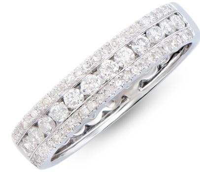 0.60 Ct Certified Diamond 14K Designer Gold Ring List Price $5,993!!!