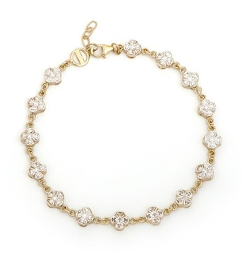 0.65 CT Diamond Designer Bracelet