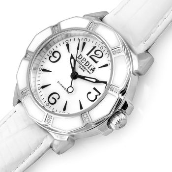 DEDIA Lily L Ladies Diamond Watch (Brand New) Retails at $1,495.00