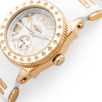 AQUASWISS Swissport L Diamond 24 Ladies Watch (Brand New) Retails at $1,495.00