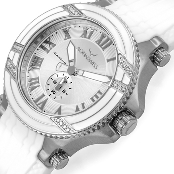 AQUASWISS Bolt L Diamond (Brand New) Retails at $1495.00