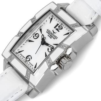 AQUASWISS AVL Ladies DIAMOND Watch (Brand New) Retails at $1,495.00